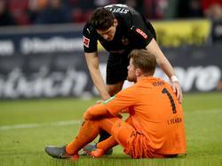 Jonas Hector und der 1. FC Köln mussten sich gegen den VfB Stuttgart geschlagen geben