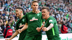 Niklas Moisander von Werder Bremen lobt seinen Trainer Florian Kohfeldt