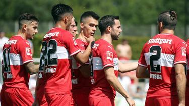 Gelungener Test für den VfB Stuttgart
