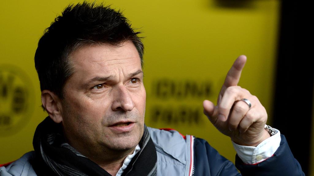 Christian Heidel rechnet mit starker Konkurrenz aus Dortmund