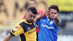 Julian von Haacke (r.) zieht für eine Saison nach Meppen