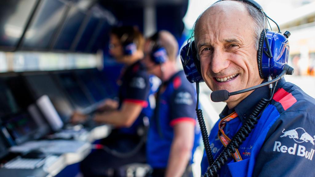 Dank des Honda-Wechsels: Franz Tost sieht Red Bull vor besseren Zeiten