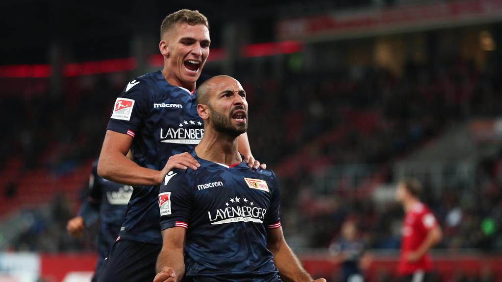2 Bundesliga Live Union Berlin Vs Dynamo Dresden Dresden Kämpft