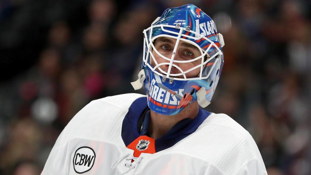 Thomas Greiss konnte die Pleite der New York Islanders nicht verhindern
