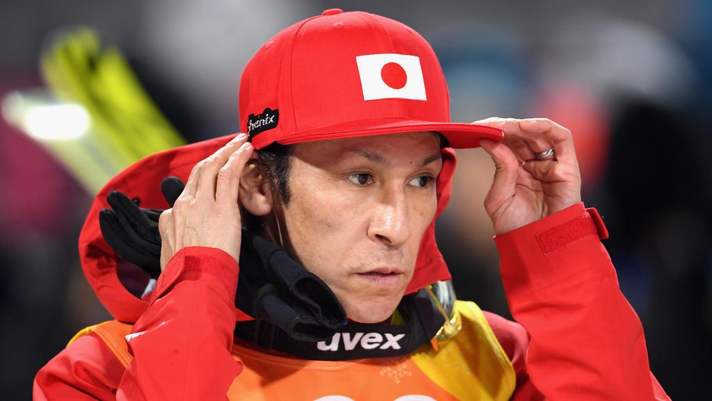 Noriaki Kasai kommt 2019 nicht in Schwung