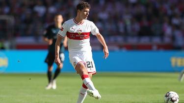 Wird vom FC Bayern umworben: Benjamin Pavard
