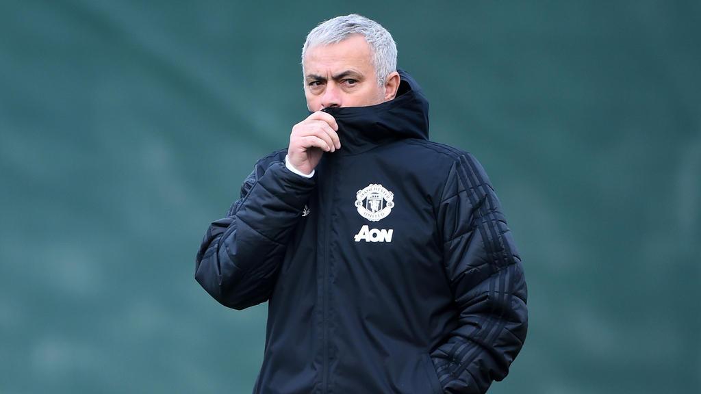 José Mourinho hat sich mit ManUnited auf eine Vertragsauflösung geeinigt