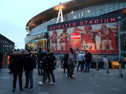 Londoner Derby im Emirates Stadium