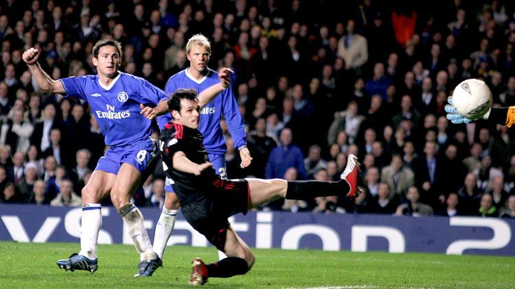 Chelsea - Bayern Munich (06.04.2005)