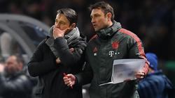 Niko Kovac musste mit dem FC Bayern in die Verlängerung