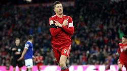FC Bayern will offenbar mit Robert Lewandowski verlängern