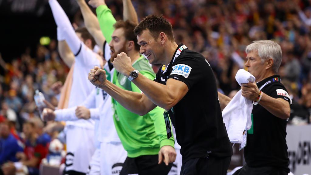 Das DHB-Team spielte eine starke WM