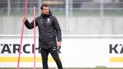 VfB-Coach Markus Weinzierl bekommt keine Jobgarantie vom neuen Sportvorstand