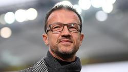 Fredi Bobic ist Sportvorstand bei Eintracht Frankfurt