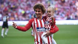 Antoine Griezmann wird Atlético Madrid im Sommer verlassen