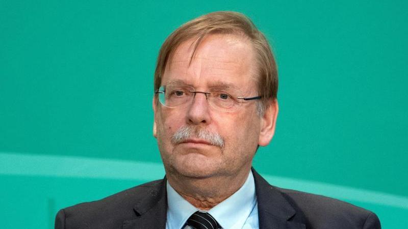 DFB-Interimspräsident Rainer Koch