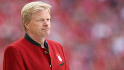 Oliver Kahn soll beim FC Bayern die Nachfolge von Karl-Heinz Rummenigge antreten