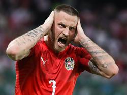 Arnautovic fungiert gegen Mazedonien als Spielführer