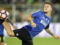 Bei Inter auf dem Abstellgleis: Stevan Jovetić soll auf Schalke ein Thema sein