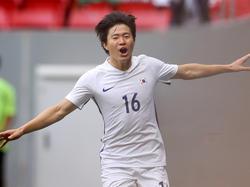 Corea del Sur vuelve a vivir la ilusión de ir a un Mundial. (Foto: Getty)