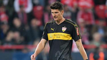 Zieht es VfB-Stürmer Mario Gómez bald in die Türkei