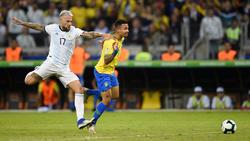 Brasilien - Argentinien bei der Copa 2019