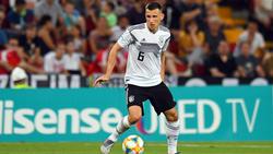 Werder-Star Maximilian Eggestein ist ein Thema beim DFB