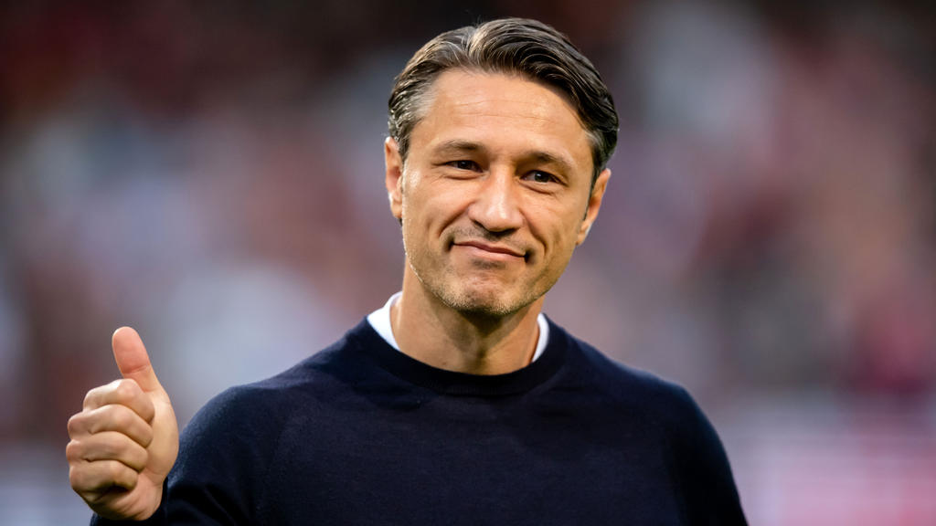 FCB-Trainer Niko Kovac glaubt, dass Hertha einen Schritt nach vorne machen wird