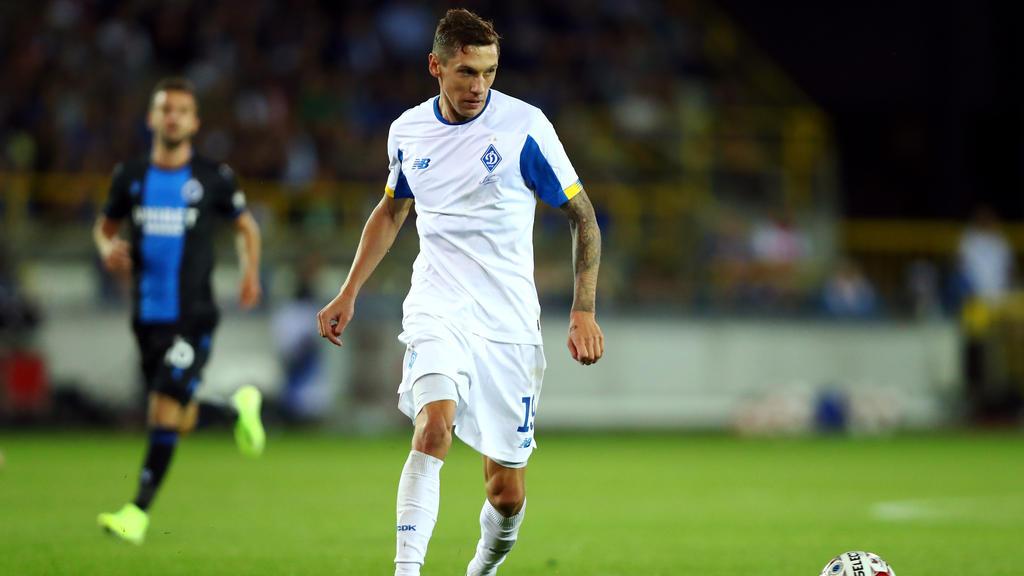 Dynamo Kiew erhielt 380 Millionen Euro von der UEFA