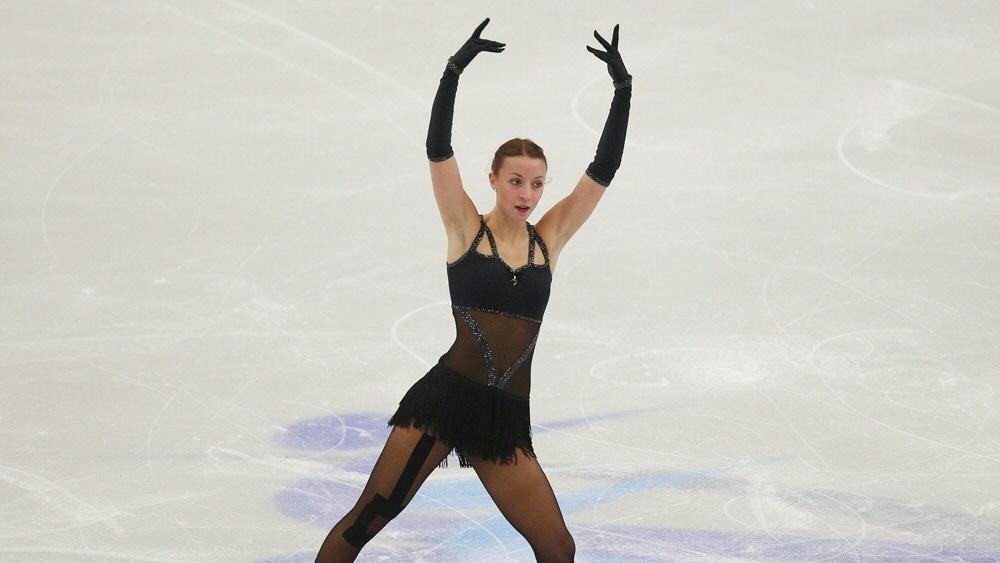 Nicole Schott macht Plätze gut und landet auf Rang sieben