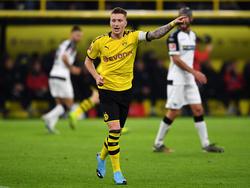 Reus gegen Paderborn
