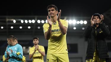 Gerard Moreno ist Europa-League-Spieler der Saison 2020/21