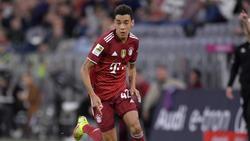 Jamal Musiala spielt seit 2019 für den FC Bayern