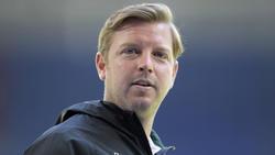Florian Kohfeldt trainiert den VfL Wolfsburg