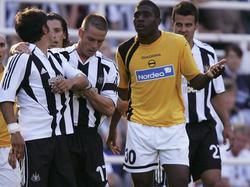 Lilleström erkämpft 1:1 in Newcastle