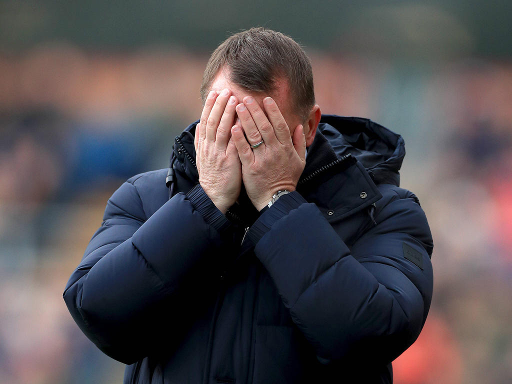 Brendan Rodgers wollte nicht alles sehen