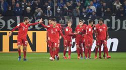 Durch den 1:0-Sieg bei Schalke 04 steht der FC Bayern im DFB-Pokal-Halbfinale