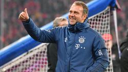 Hansi Flick bleibt Trainer des FC Bayern