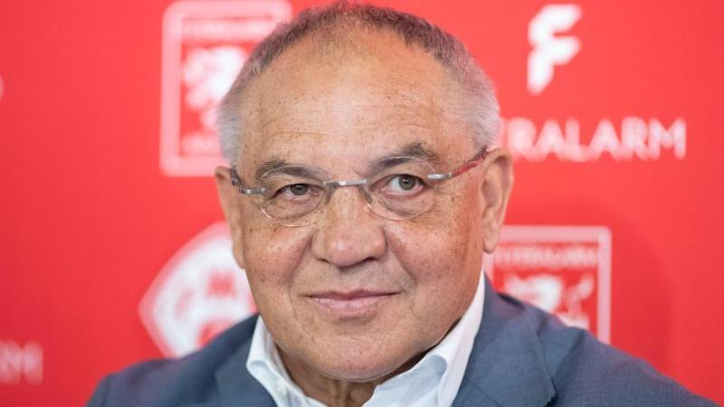 Felix Magath coachte sowohl in Hamburg als auch in Stuttgart