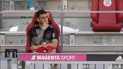 Lucas Hernández sucht beim FC Bayern noch nach seinem Platz