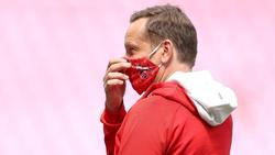 Regt sich über Anfeindungen auf: Kölns Sportdirektor Horst Heldt