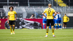 Gibt das Trikot mit der Nummer 17 ab: BVB-Star Erling Haaland