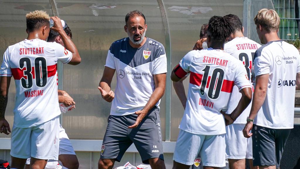Der VfB hat sich deutlich gegen Sandhausen durchgesetzt