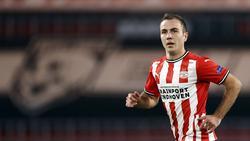 Mario Götze traf erneut für PSV Eindhoven