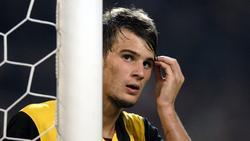 Christopher Nöthe debütierte einst für den BVB in der Bundesliga
