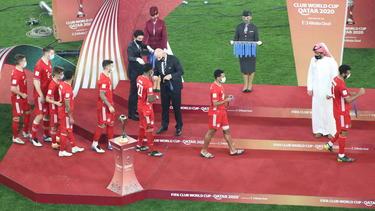Aufregung beim Klub-WM-Triumph des FC Bayern