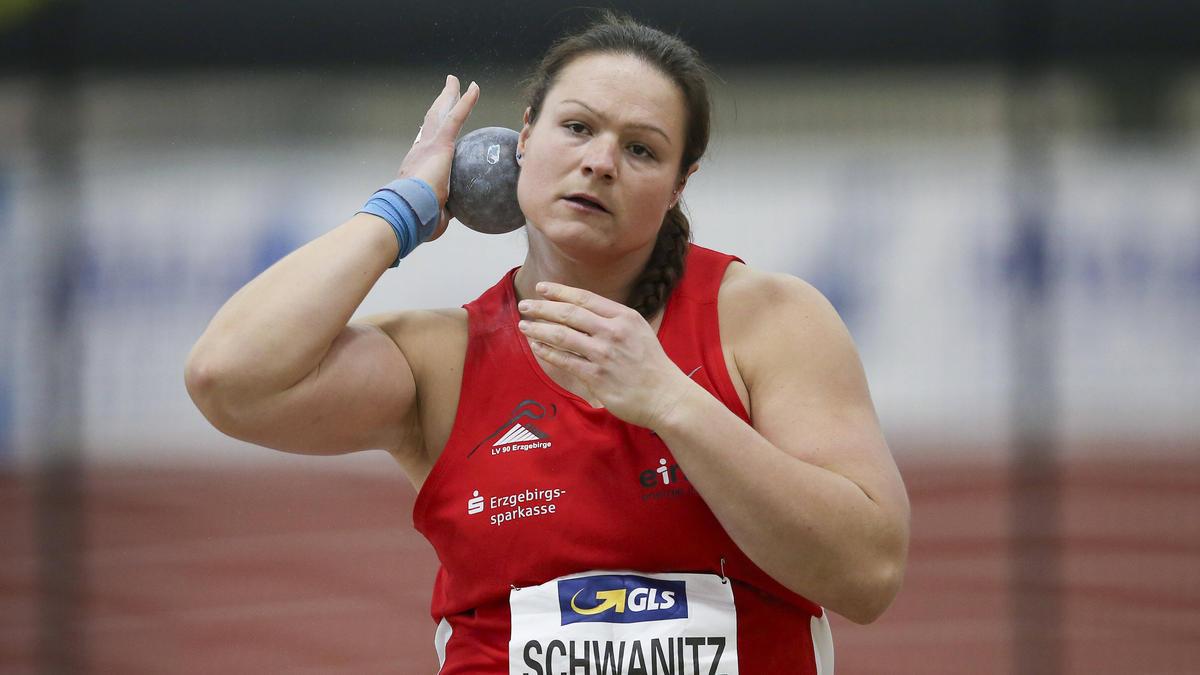 Hält nichts von einer Impfpflicht für Olympia-Teilnehmer:Christina Schwanitz