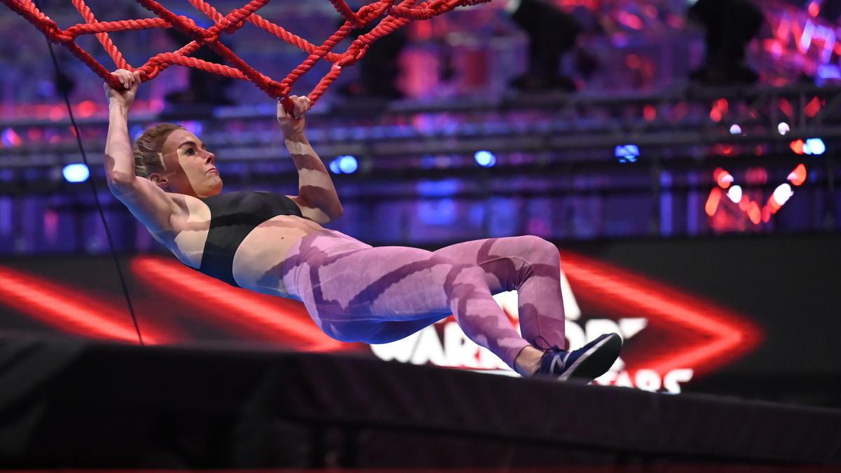 Jessica Wielens tritt in der 2. Vorrunde bei Ninja Warrior Germany Allstars an