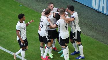 Das DFB-Team hat die 300-Tore-Marke geknackt