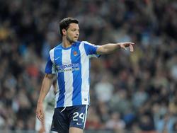 Seit Sommer 2009 bei Real Sociedad: Alberto De la Bella